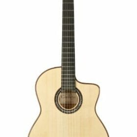 Cordoba GK Pro  [Gipsy Kings Signature Model] Acoustic Electric Nylon String Flamenco Guitar 3