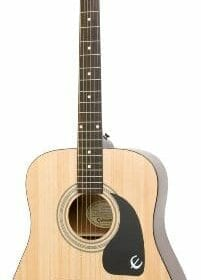 Epiphone DR-100 (Dreadnought), Natural 7