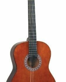 Lucida LG-510-1/4 Student Classical Guitar, 1/4 Size 5