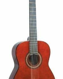 Lucida LK-2 Student Model Classical Guitar, 4/4 Size 3