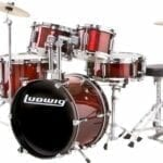 Ludwig-Junior-Outfit-Drum-Set-Wine-Red-0