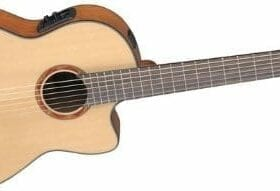 Yamaha NCX700 Acoustic-Electric Classical Guitar 11