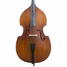 Cecilio 1/2CDB-100 Upright Double Bass w/Adjustable Bridge 4