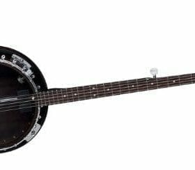 Dean Backwoods 2 Acoustic-Electric 5-String Banjo 4