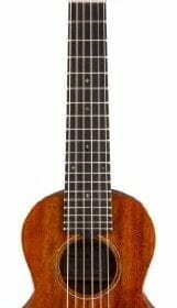 Gretsch G9126 Guitar Ukulele - Natural 3