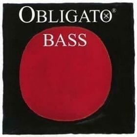 Pirastro Obligato 3/4 Upright Double Bass String Set - Medium Gauge 10