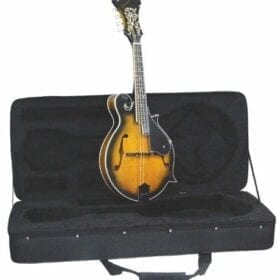 Savannah SF-100 F-Model Mandolin, Sunburst 3